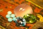 Tabata Morgana Mesa de trabajo con gemas 3
